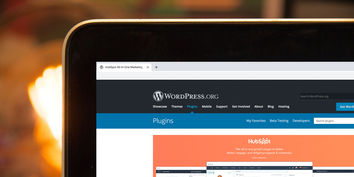 HubSpot CRM integroituu sulavasti WordPress-sivustoihin